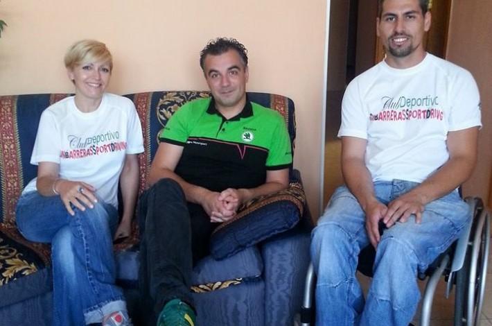 ENTREVISTA EN EL CANAL 9 TV (TELDE) 2014