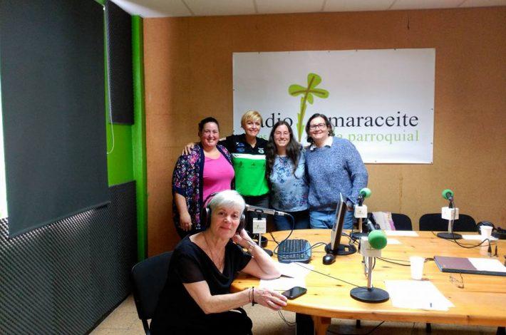 Hoy nos abrieron las puertas en la radio Respirando Ciudad .Fue un placer transmitir a los oyentes lo que significa para nosotros este Club Sin Barreras Driving!! Gracias a Romina Gemignani
