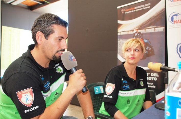 Entrevista en Radio Marca en Feria de la Moto y La Movilidad Urbana.