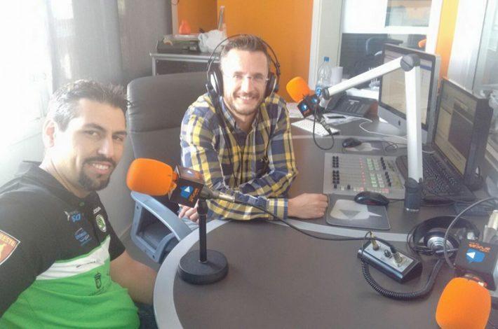ENTREVISTA PARA RADIO ARUCAS 107.1
