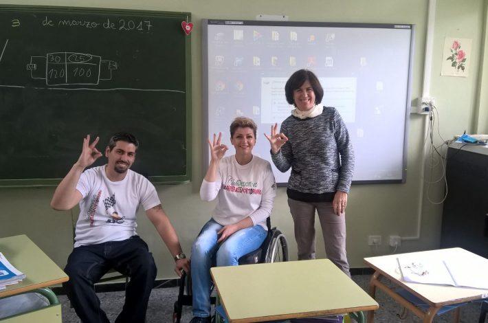 Proyecto JUEGOSDVIDA del Instituto Insular de Deportes del Cabildo de Gran Canaria