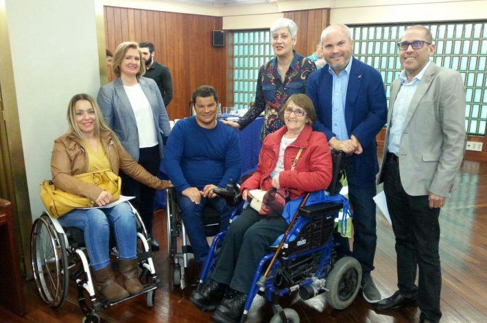 Sin Barreras Driving /Cocenfe Canarias en las Jornadas de Accesibilidad