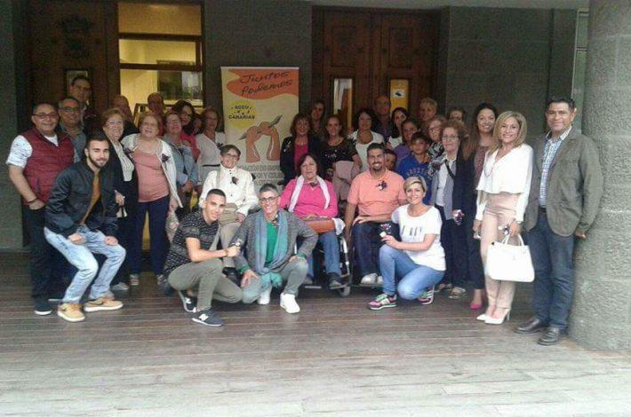 Desde SIN Barreras Driving hoy nos unimos y apoyamos a ACCU Canarias