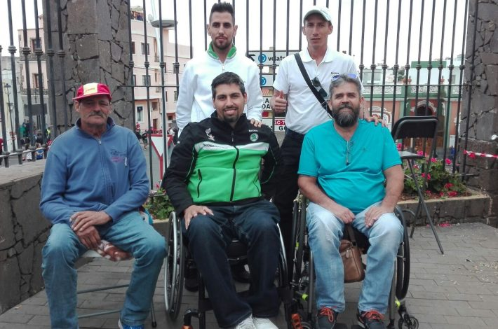 TRAMOS ADAPTADOS 41 EDICIÓN RALLY ISLAS CANARIAS 2017