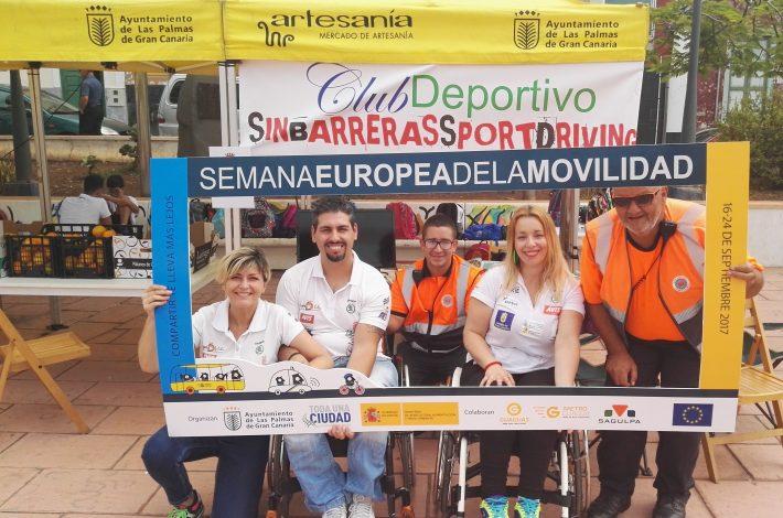Semana Europea de la Movilidad  2017 en La Isleta (Plaza del Pueblo)