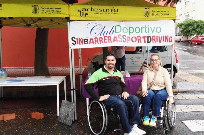 Semana Europea de la Movilidad  2017 en el Distrito de Tamaraceite (Lomo de Los Frailes)