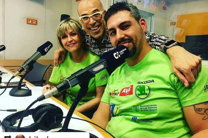Gracias a nuestro amigo Kiko Barroso Gil por invitarnos a su programa #roscasycotufas y contar nuestro nuevo proyecto #YporqueNo CanariaseBook dos historias #paralelas #mágicas #tupuedesconsequirloquequieras