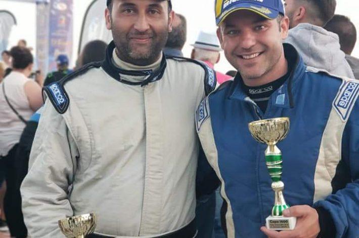 Gracias a nuestro compañero y amigo Francisco Javier Romero Farrais y a su piloto Jose Santana , que participaron este sábado en el rally de Granadilla. Quedando 2º de la copa 1600 ,segundos de la copa neumáticos Michelin y 12 de la genera. Felicidades chicos💪💪🏁 #tupuedesconseguirloquequieras
