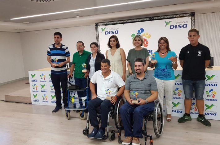 III 'Becas Capacitas' 30 deportistas con discapacidad reciben el reconocimiento de la Fundación DISA