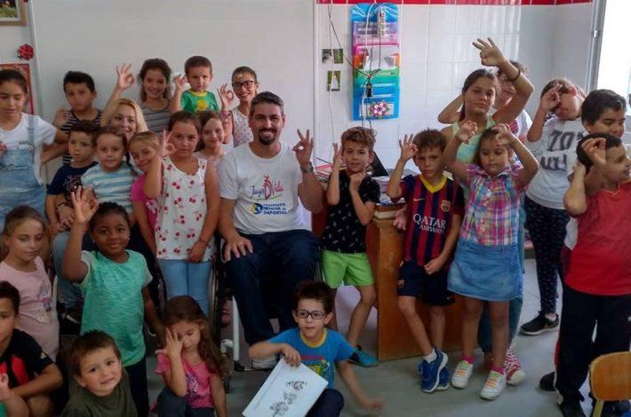 Educación con el deporte ,discapacidad,igualdad e inclusión